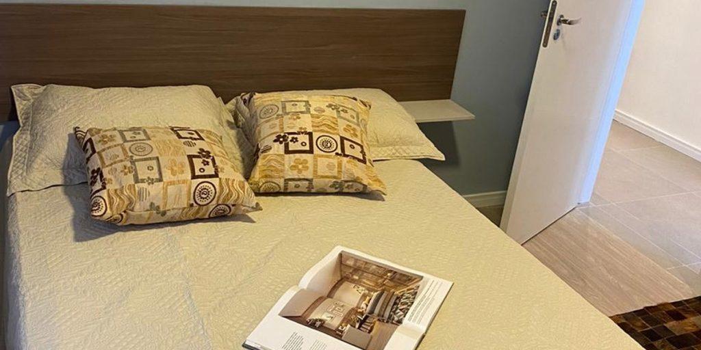 Apartamento Hera Residencial - Quarto