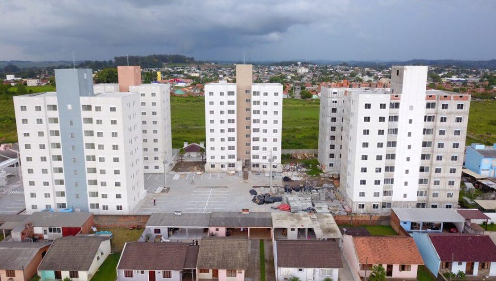 Condomínio Hera Residencial - Vista Frontal