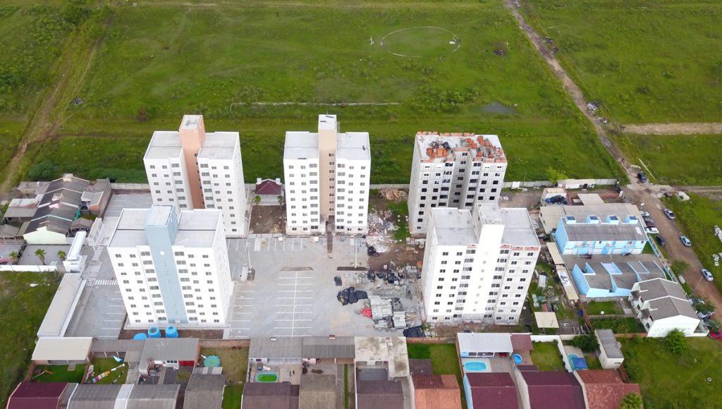 Condomínio Hera Residencia - Vista do Topo