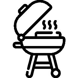 Hera Residencial - Churrasqueira